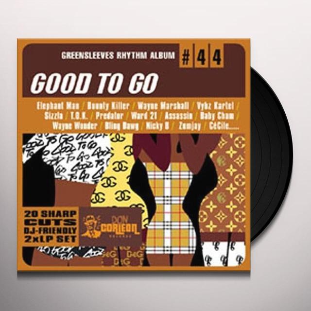 GOOD TO GO / VARIOUS Vinyl Record