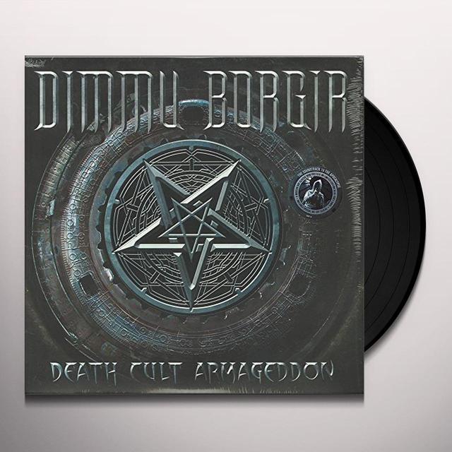 Dimmu Borgir DEATH CULT ARMAGEDDON Vinyl Record