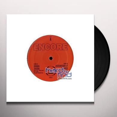 Encore ZIGGA ZIGGA (X2) / ESSENTIALLY YOURS (X2) Vinyl Record