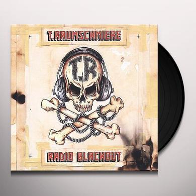 T Raumschmiere RADIO BLACKOUT Vinyl Record