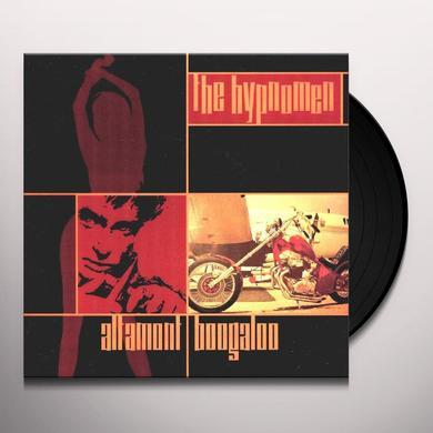 Hypnomen ALTAMONT BOOGALOO (EP) Vinyl Record