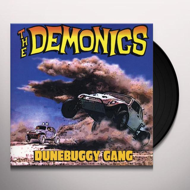 DEMONICS DUNE BUGGY GANG Vinyl Record