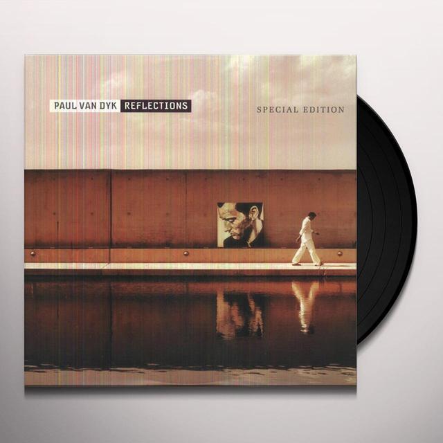 Paul Van Dyk REFLECTIONS Vinyl Record