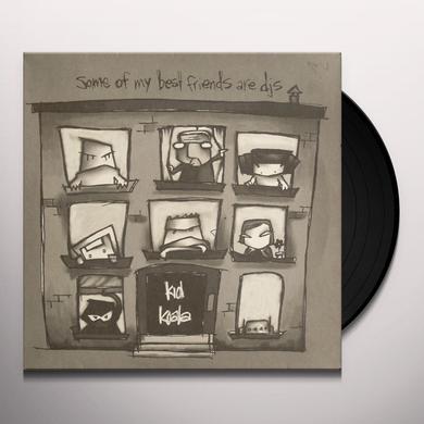 Kid Koala SOME OF MY BEST FRIENDS ARE DJ'S Vinyl Record