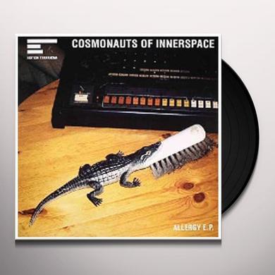 Terranova Presents The Cosmonauts Of Innerspace ALLERGY EP Vinyl Record
