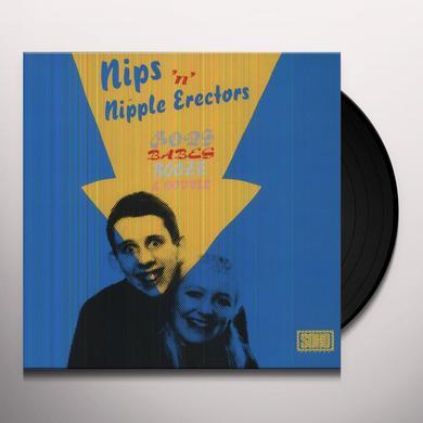 Nips N Nipple Erectors BOPS BABES BOOZE & BOVVER Vinyl Record