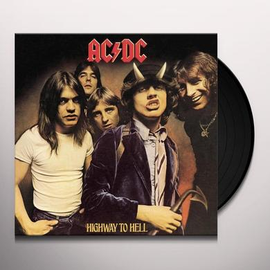 AC/DC HIGHWAY TO HELL Vinyl Record - Remastered