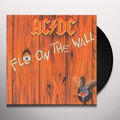 AC/DC FLY ON THE WALL Vinyl Record - Remastered