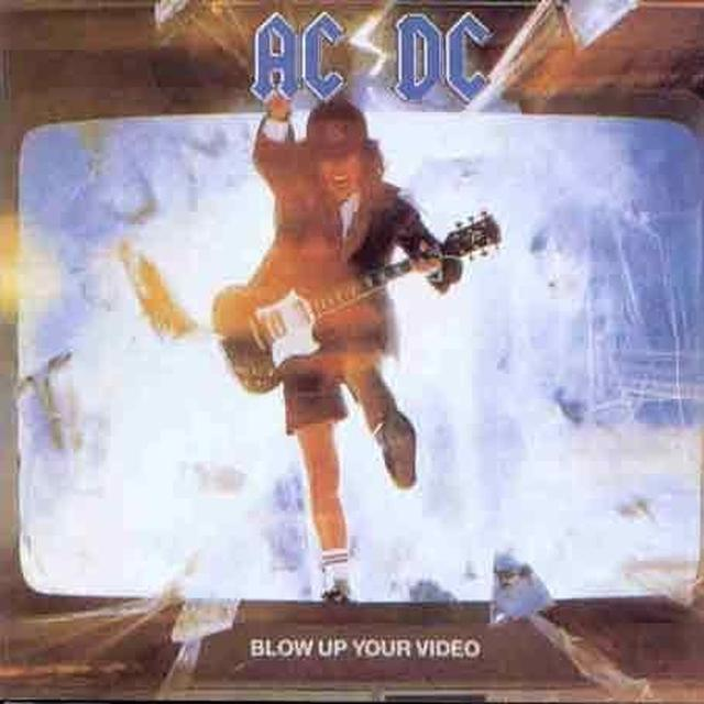 AC/DC BLOW UP YOUR VIDEO Vinyl Record