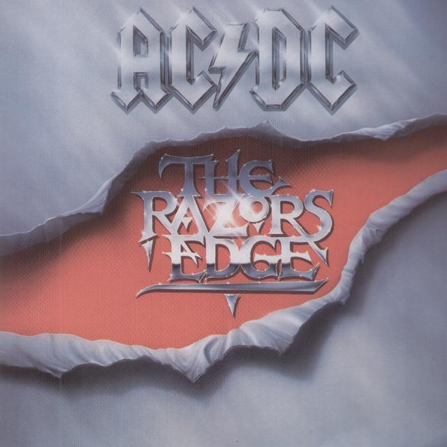 AC/DC RAZOR'S EDGE Vinyl Record