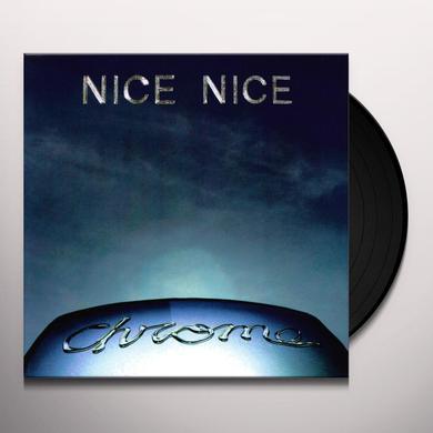 Nice Nice CHROME Vinyl Record
