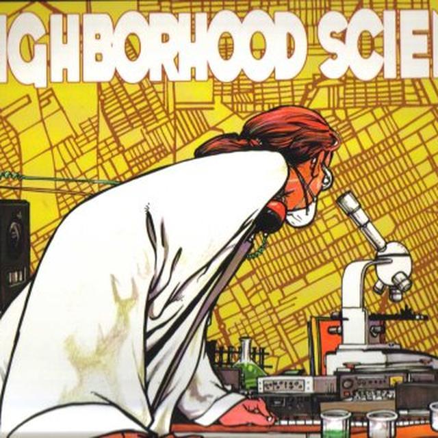 John Arnold NEIGHBORHOOD SCIENCE Vinyl Record