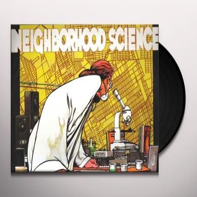 John Arnold NEIGHBORHOOD SCIENCE Vinyl Record