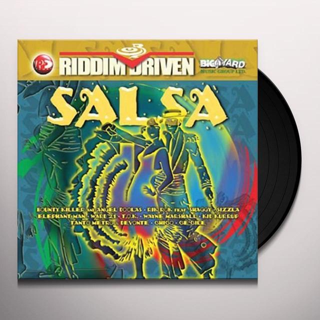 RIDDIM DRIVEN: SALSA / VARIOUS Vinyl Record