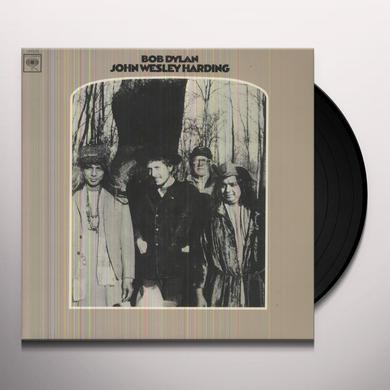 Bob Dylan JOHN WESLEY HARDING Vinyl Record