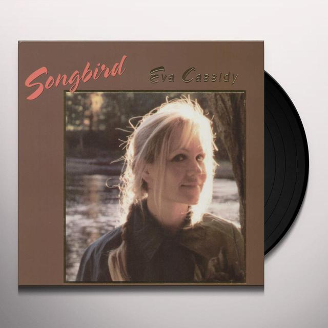 Eva Cassidy SONGBIRD Vinyl Record - Remastered