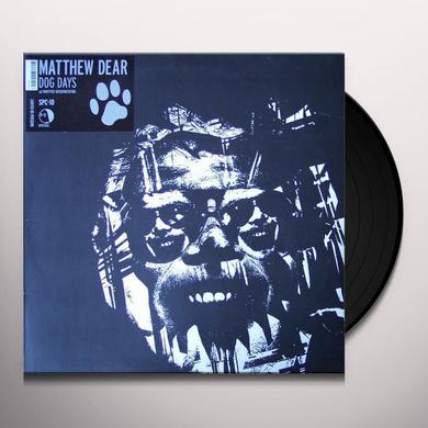 Matthew Dear DOG DAYS Vinyl Record