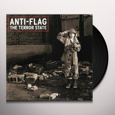 Anti-Flag TERROR STATE Vinyl Record