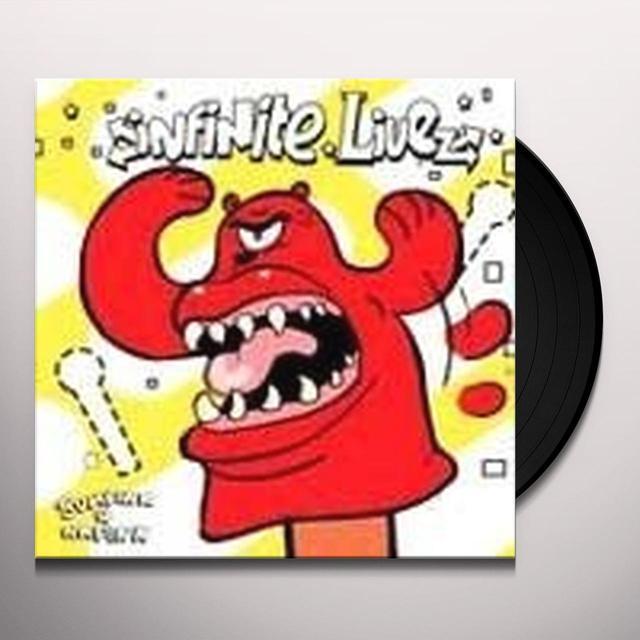 Infinite Livez SUMFINK 4 NAFINK Vinyl Record