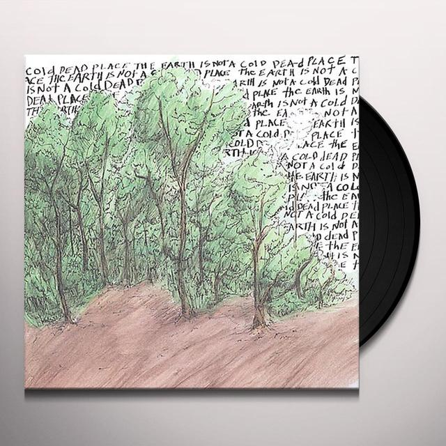 Explosions In The Sky EARTH IS NOT A COLD DEAD PLACE Vinyl Record