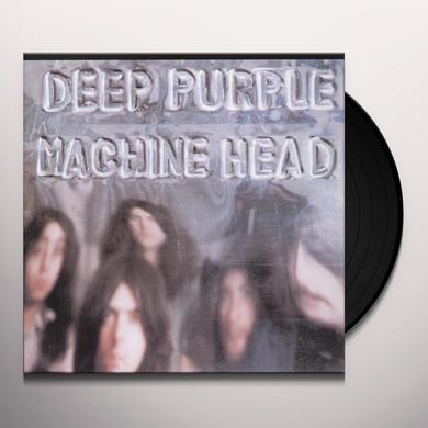 Deep Purple MACHINE HEAD Vinyl Record