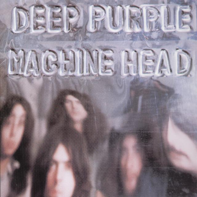 Deep Purple MACHINE HEAD Vinyl Record