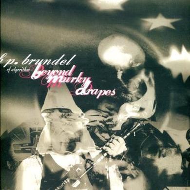 "Seth P Brundel BEYOND MURKY DRAPES (10"" SINGLE) Vinyl Record"