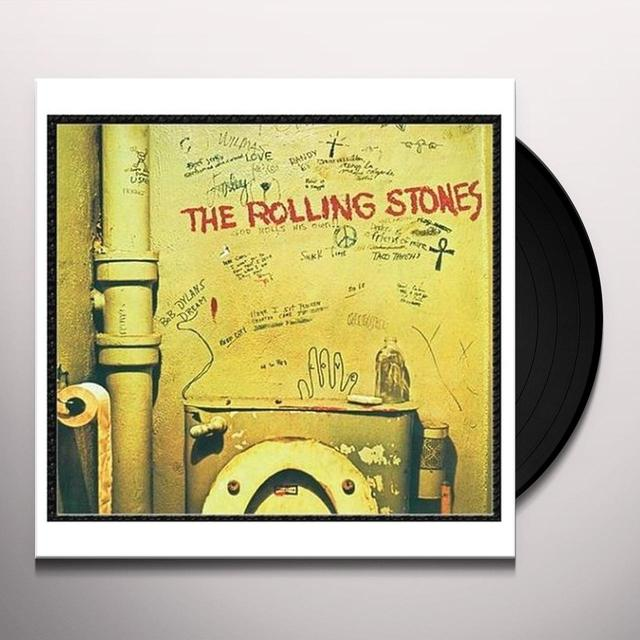 The Rolling Stones BEGGARS BANQUET Vinyl Record