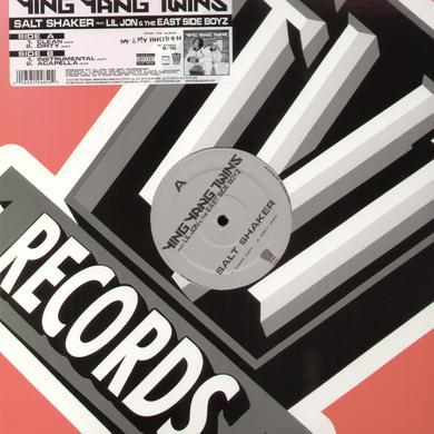Ying Yang Twins Featuring Lil Jon & East Side Boyz SALT SHAKER Vinyl Record