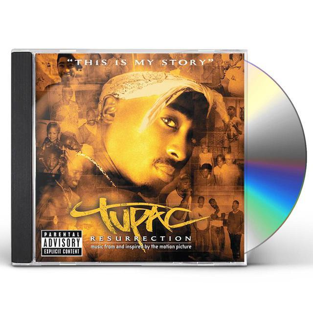 Tupac RESURRECTION / O.S.T. CD
