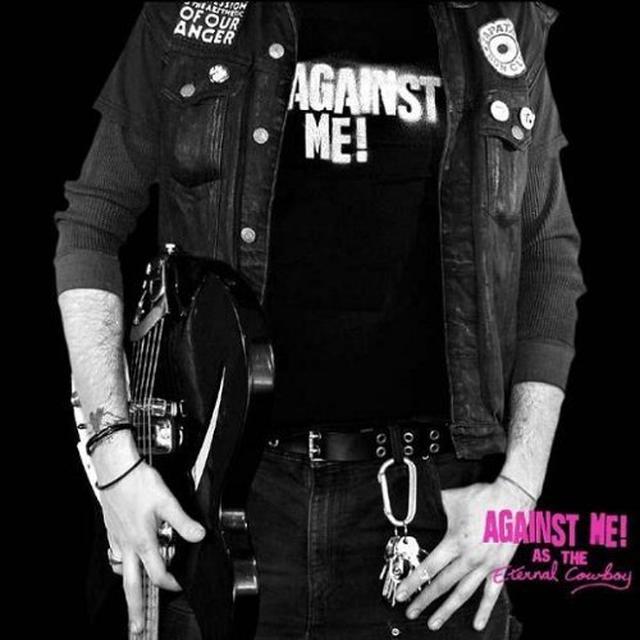 Against Me ETERNAL COWBOY Vinyl Record - Black Vinyl, Colored Vinyl, Pink Vinyl, White Vinyl
