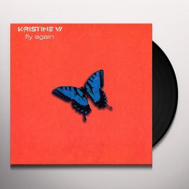Kristine W FLY AGAIN Vinyl Record
