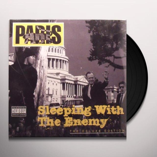 Paris SLEEPING WITH THE ENEMY Vinyl Record
