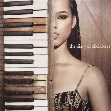 DIARY OF ALICIA KEYS Vinyl Record