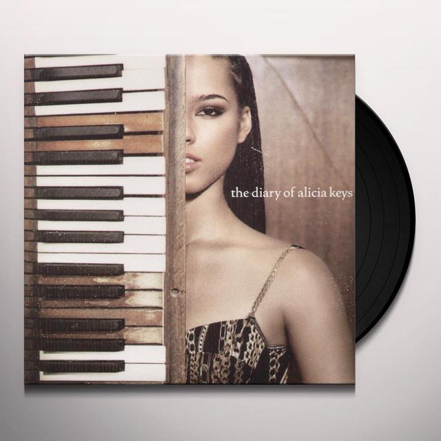 DIARY OF ALICIA KEYS Vinyl Record