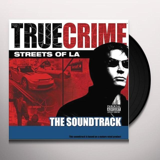 TRUE CRIME: STREETS OF LA SOUNDTRACK / VARIOUS Vinyl Record