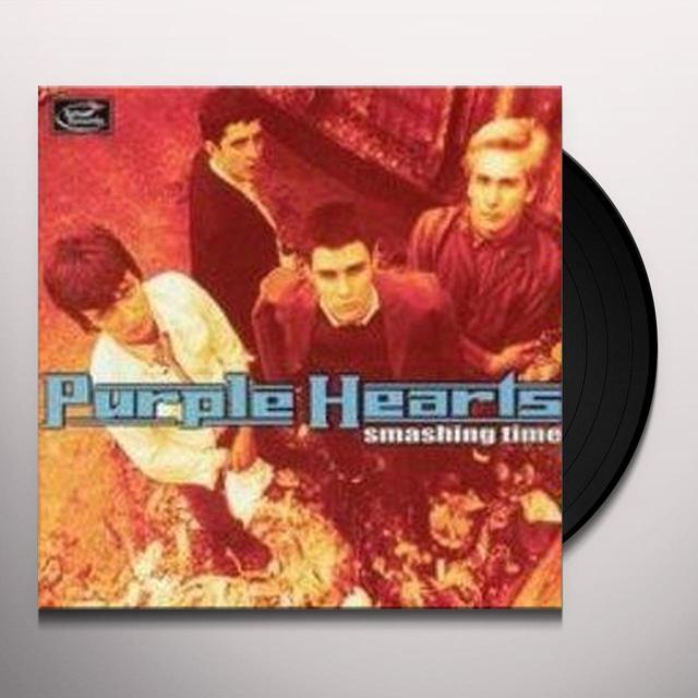 Purple Hearts SMASHING TIME (Vinyl)