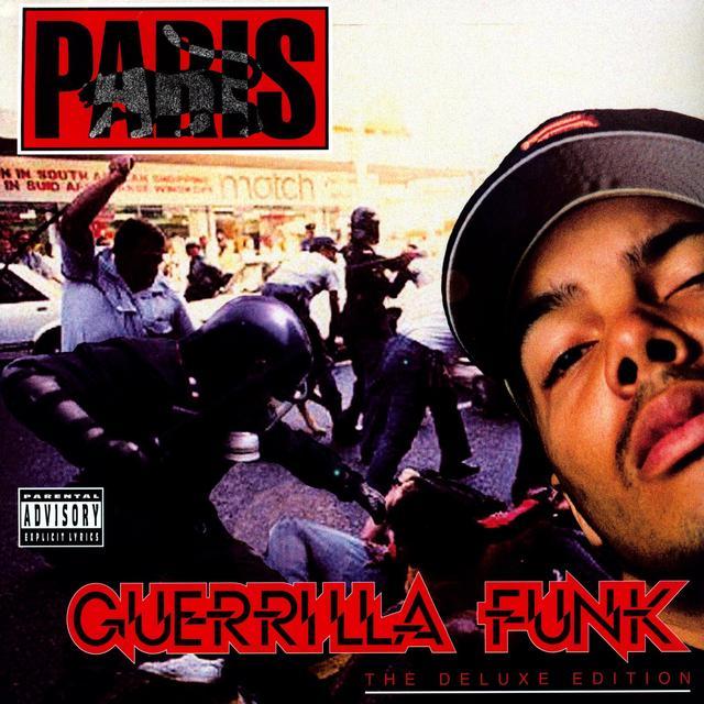 Paris GUERRILLA FUNK Vinyl Record