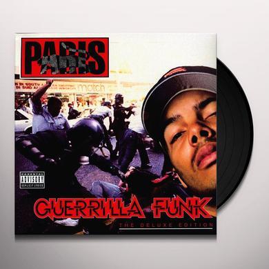 Paris GUERRILLA FUNK Vinyl Record - Deluxe Edition