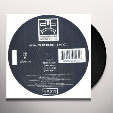 Faders Inc UP 'N' DOWN Vinyl Record