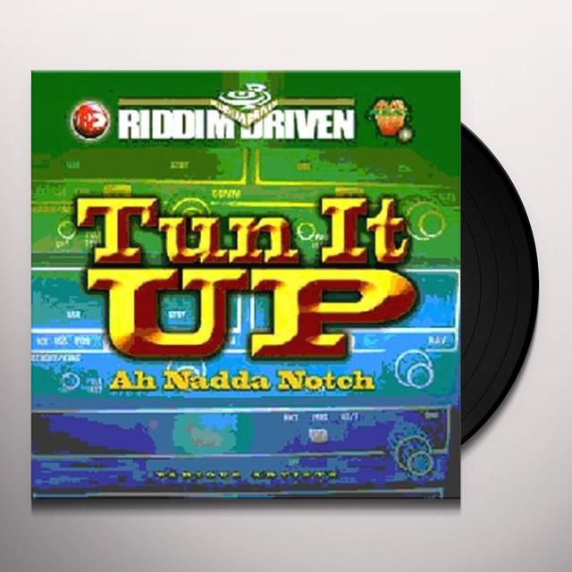 RIDDIM DRIVEN: TUN IT UP / VARIOUS Vinyl Record