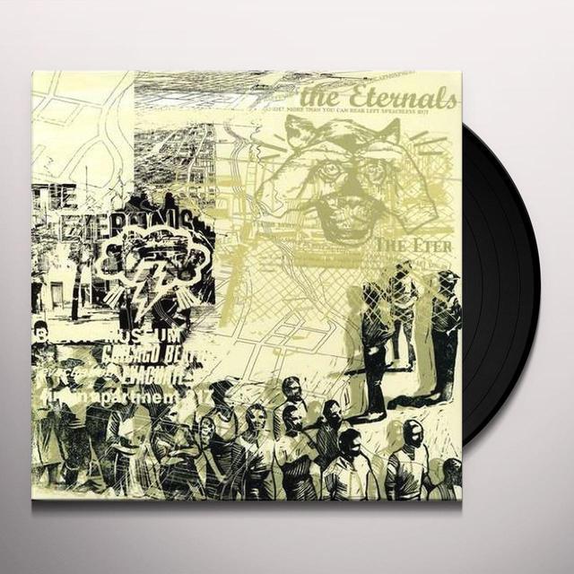 Eternals BLACK MUSEUM Vinyl Record