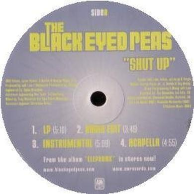 The Black Eyed Peas SHUT UP (X7) (Vinyl)