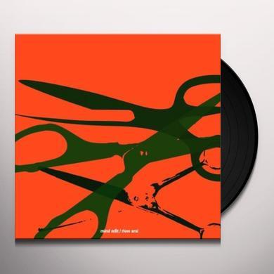 Riow Arai MIND EDIT Vinyl Record