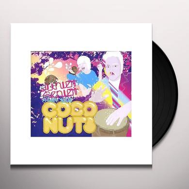 Junior Senior SHAKE YOUR COCONUTS (X4) Vinyl Record