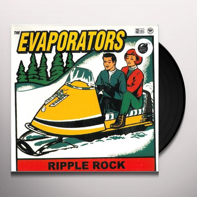 Evaporators RIPPLE ROCK Vinyl Record