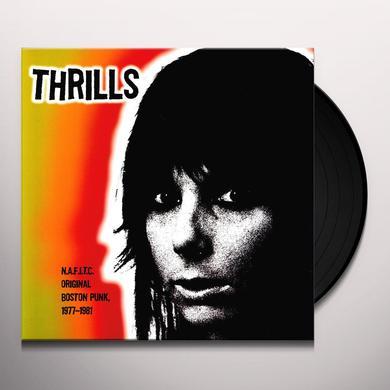 Thrills NAFITC Vinyl Record