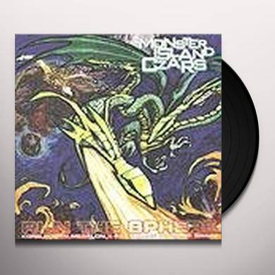 Monster Island Czars RUN THE SPHERE Vinyl Record