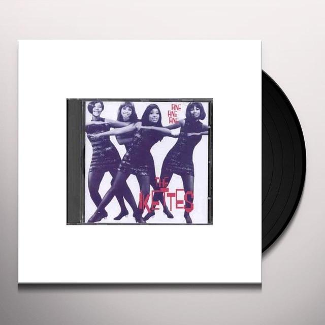 Ikettes FINE FINE FINE Vinyl Record