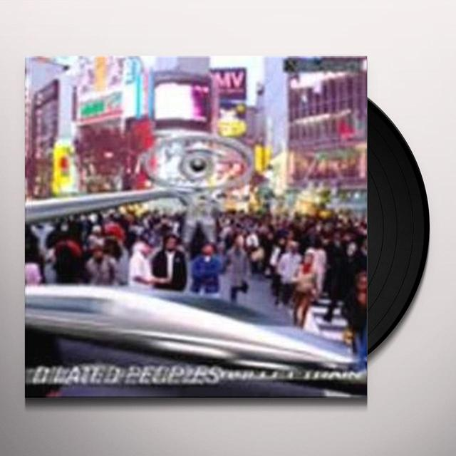 Dilated Peoples BULLET TRAIN Vinyl Record